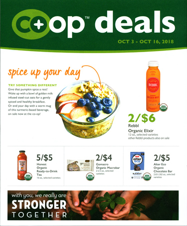 Coop Deals - Our Weekly Specials